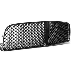 For 06-10 Dodge Charger ABS Plastic Sport Mesh Front Bumper