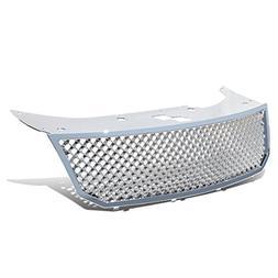 For 08-10 Dodge Avenger ABS Plastic Sport Mesh Front Bumper