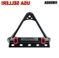 1/10 RC Car Metal Front Bumper Stinger for Rock Crawler SCX1
