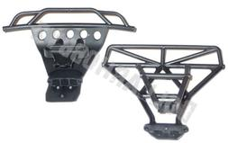 Traxxas 1/10 Slash 4x4 VXL FRONT & REAR BUMPERS WITH MOUNTS