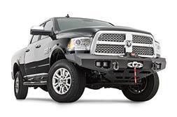 WARN 100923 Ascent Front Bumper: Dodge Ram HD 2500, 3500