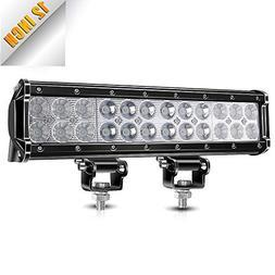 12 Inch Led Light Bar, TURBOSII 72W Light Bar Led Light 12V