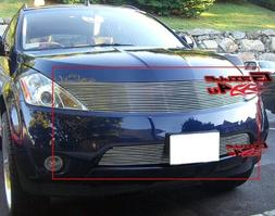 APS 2003-2008 Nissan Murano Billet Grille Combo #S18-A91878N
