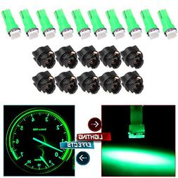cciyu 20X T5 Green Led 1-5050 SMD Dashboard Dash Gauge Instr