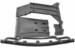 RPM 81612 Ecx Torment 4X4 Front Bumber & Kick Plate RPM81612