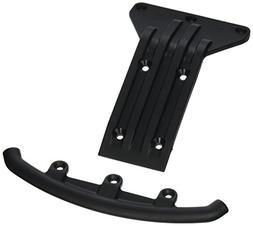 RPM 81972 Front Bumper/Skid Plate Baja 5B Black
