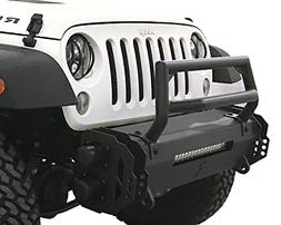 RAMPAGE PRODUCTS 99509 Black Trail Ram Modular Front Bumper