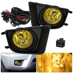 AJP Distributors For Toyota Tacoma Fog Lights Lamps Front Dr