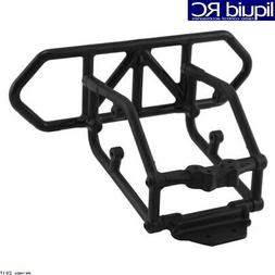 RPM 80122 Rear Bumper Black Slash 4x4 Black