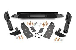Rough Country - 1064 - Winch Mounting Plate for Jeep: 99-04