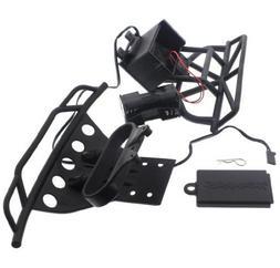 Traxxas 1/10 Nitro Slash 3.3 2WD * FRONT & REAR BUMPER, SKID