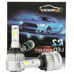 VoRock8 R2 COB 9006 HB4 9006XS 8000LM LED Headlight Conversi