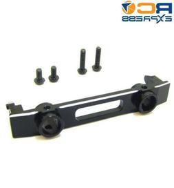 Hot Racing Axial SCX10 Aluminum Front Bumper Mount SCX03MF01