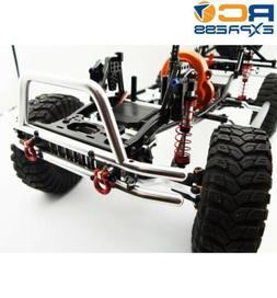 Hot Racing Axial SCX10 Aluminum Front Bumper w/ Winch Mount