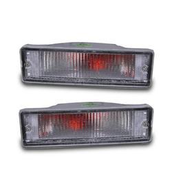 SPPC Bumper Lights Clear For Nissan Hardbody Pickup -  - Tur