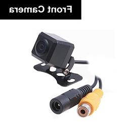 Car Auto Front View Camera Forward Cam Screw Bumper Mount Un