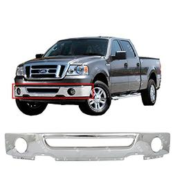 MBI AUTO - Chrome, Steel Front Bumper Face Bar for 2006 2007