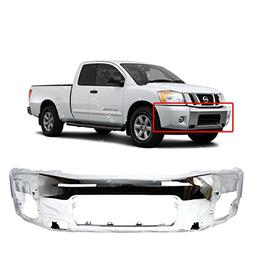 MBI AUTO - Chrome Steel, Front Bumper Face Bar for 2004 2005