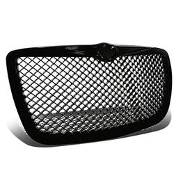For Chrysler 300/300C ABS Plastic Mesh Front Bumper Grille