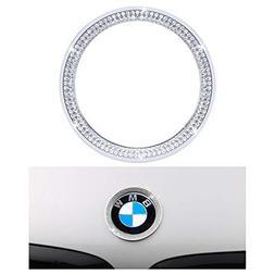1797 Compatible Front LOGO Caps for BMW Accessories Parts Em