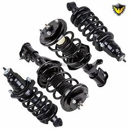 Complete Set Duralo Front Rear Strut Spr