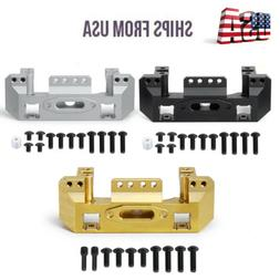 Counterweight Front Bumper with Servo Mount For 1/10 Traxxas