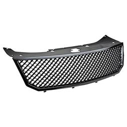 For Dodge Avenger ABS Plastic Sport Mesh Front Bumper Grille