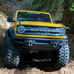 DSM Off-Road Front Bumper D-Ring Mounts for Traxxas TRX-4 TR