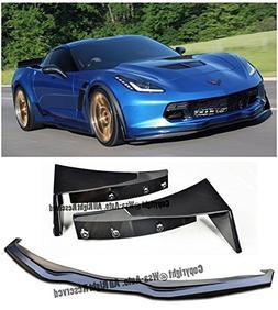 EOS Body Kit Front Bumper Lip Splitter Spoiler - For Chevrol