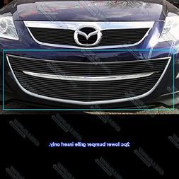 APS Fits 2010-2013 Mazda CX-9 Black Lower Bumper Billet Gril
