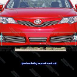 APS Fits 2012-2014 Toyota Camry SE model Lower Bumper Billet
