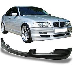 Front Bumper Lip Fits 1999-2001 BMW E46 | 3 Series 4Dr Sedan