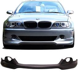 Front Bumper Lip Fits 2004-2006 BMW E46 3-Series | AC Style