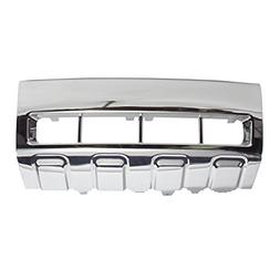 front bumper molding skid plate limited appearance