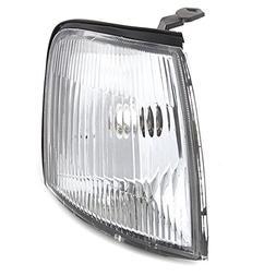CarPartsDepot Front Bumper Parking Light Lamp Right Side 95-