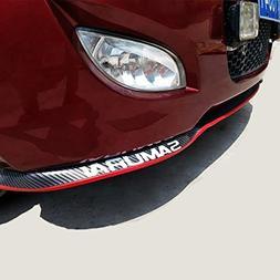 Front Lip ,HengJia Auto Parts  2.5m/8.2ft Car Rubber Bumper