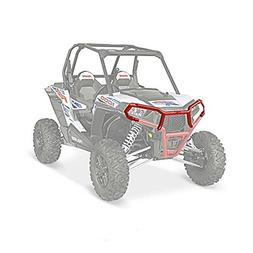 Genuine Red Extreme Front Bumper Attachment 2014 Polaris RZR
