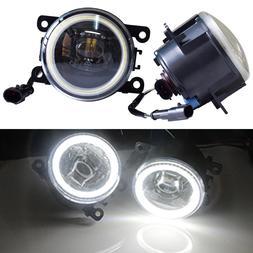 High Brightness Angel Eyes LED Fog Lamps For Ford <font><b>R