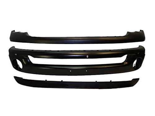 02 05 dodge pickup ram front bumper
