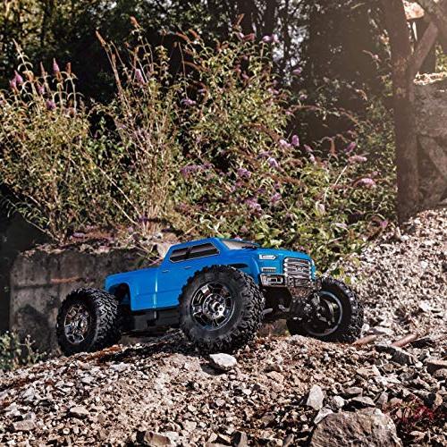 Arrma 1/10 Big Rock BLX Blue