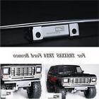1/10 Silver Metal Front Bumper Guard Cover for TRAXXAS TRX4