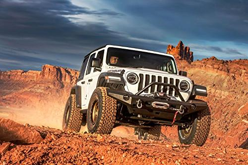 WARN Full-Width Jeep JL Wrangler, Grille