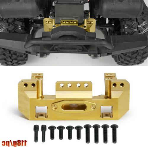 118g heavy duty brass front bumper servo