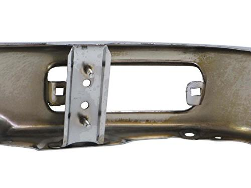 1995-1997 Bumper Face Chrome New TO1002154