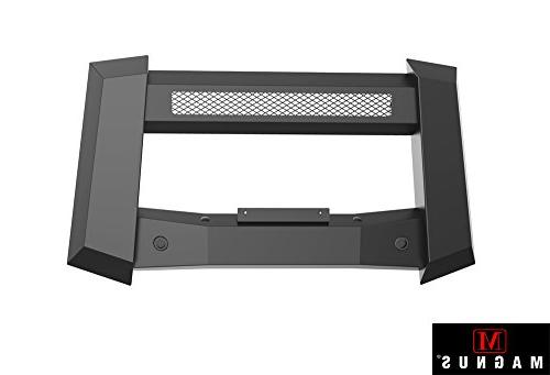 2005 2018 nissan frontier black modular front