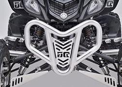 DG Performance 554-4150 - V-Pro Front Bumper  for Yamaha Rap