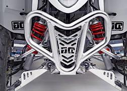 "DG Performance 554-6120 - V-Pro Front Bumper 1-1/4"" Tubing -"