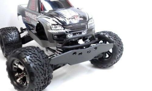 62136 - TBR Basher front bumper - Traxxas Stampede 4x4 - T-B