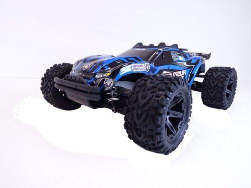 62189 - TBR Front Bumper - Rustler 4x4