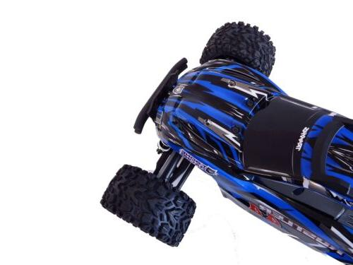 62189 TBR Front Bumper - Rustler